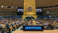 Președinta Maia Sandu a avut la New York o întrevedere cu președintele Lituaniei