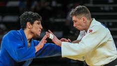 VIDEO | Judocanul Denis Vieru a cucerit medalia de aur la turneul Zagreb Grand Prix 2021