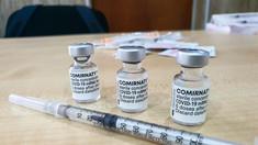 Studiu Covid: Creștere substanțială a anticorpilor cu o a treia doză de Pfizer, după două doze de Coronavac