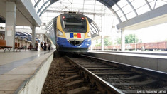 Trenul Chișinău-București își va relua circulația