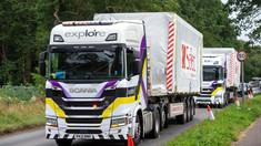 Guvernul britanic modifică regulile de imigrație, după ce criza șoferilor de camion a lăsat magazinele și benzinăriile fără marfă