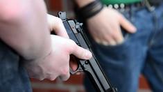 Deținătorii de arme sunt verificați o dată la șase luni