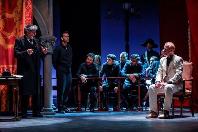 Spectacol In Memoriam Ion Caramitru, în cadrul Reuniunii Teatrelor Naționale Românești
