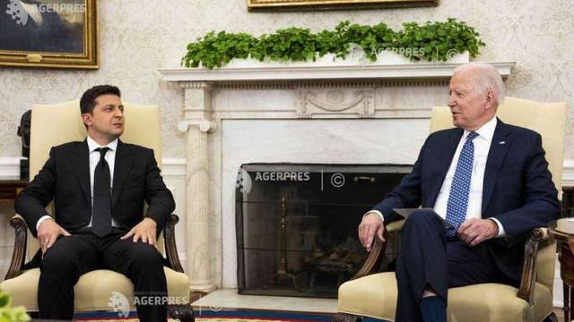 SUA au promis 60 de milioane de dolari drept sprijin militar suplimentar pentru Ucraina