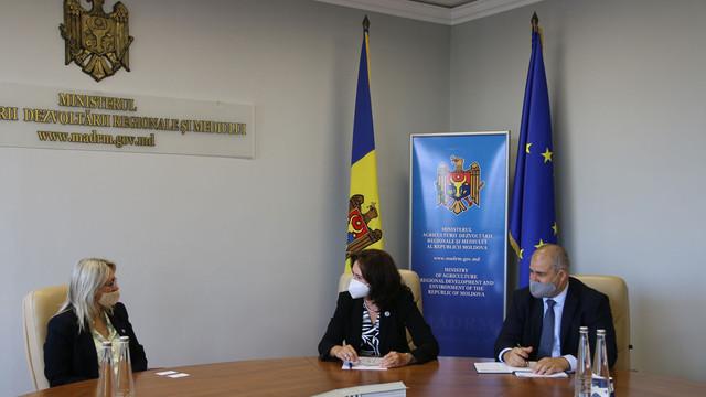 BERD va susține Ministerul Mediului în implementarea politicii în domeniul managementului deșeurilor