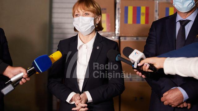 Ministra Sănătății: Cu testele donate de România ar putea fi testați elevii, dar nu și profesorii nevaccinați