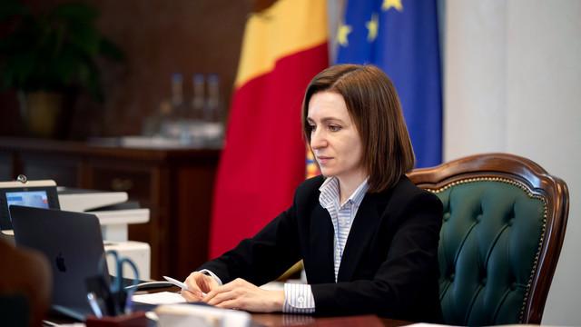 Maia Sandu despre excluderea concursurilor: PAS își asumă responsabilitatea