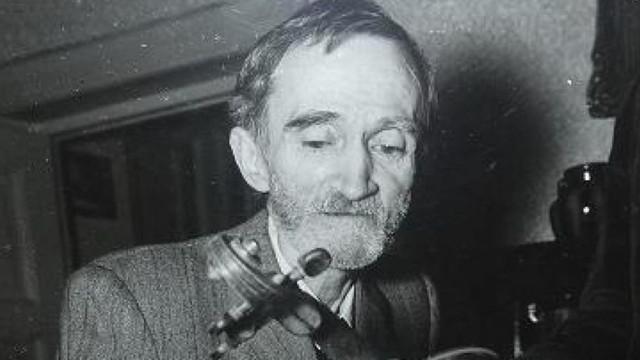 PORTRET   George Bacovia, cel mai important poet simbolist român