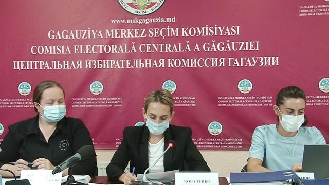 Peste 100 000 de buletine de vot vor fi tipărite la alegerile din regiunea găgăuză. Majoritatea – în limba rusă