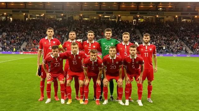 Naționala de fotbal a pierdut meciul jucat cu Scoția