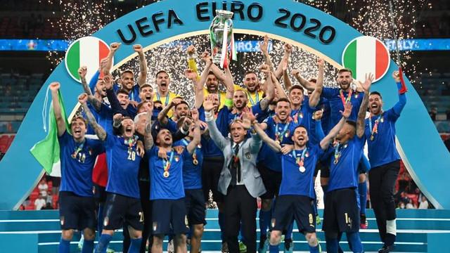 Fotbal | Naționala Italiei a reușit să depășească un record vechi de peste 10 ani
