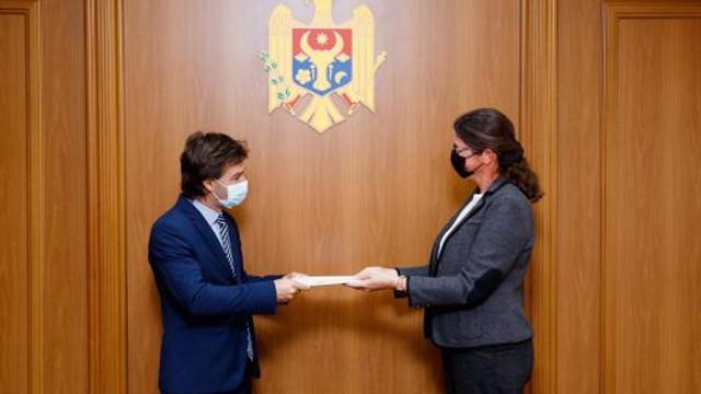Suedia are o nouă ambasadoare în Republica Moldova