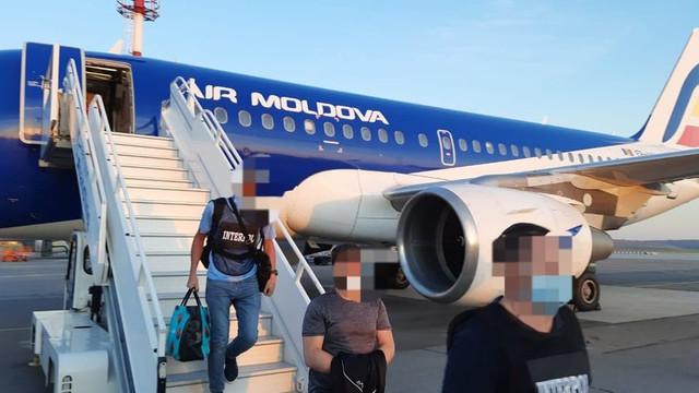 Un moldovean căutat pe canalele Interpol, reținut în Italia și extrădat
