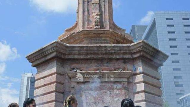 Mexicul va înlocui statuia lui Cristofor Columb din capitala țării cu cea a unei femei indigene