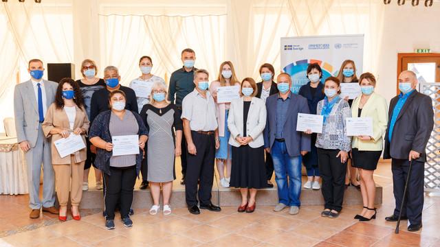 Suedia și ONU susțin noi proiecte pentru consolidarea drepturilor omului în regiunea transnistreană