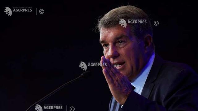 Fotbal | Proiectul Super Ligii europene este încă în viață, spune președintele clubului FC Barcelona