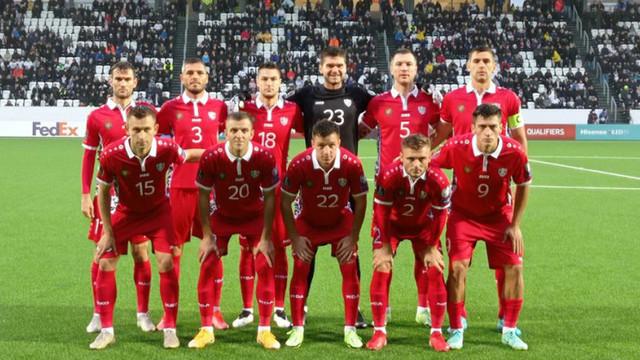 Naționala de fotbal a R.Moldova a pierdut în Insulele Feroe