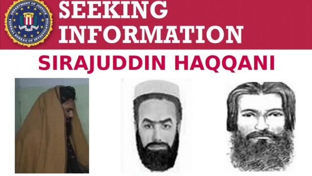 SUA, preocupate de componența guvernului taliban, din care face parte și un terorist pentru care FBI oferă 10 milioane de dolari