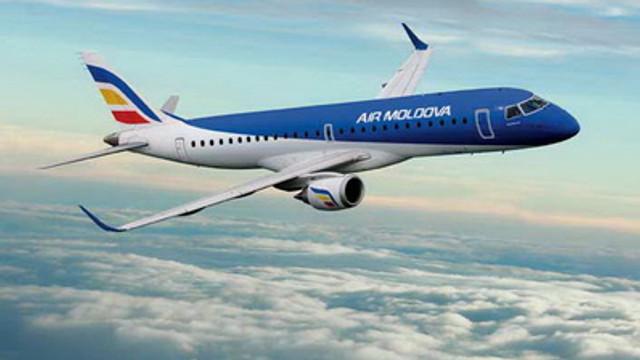 Biletele pentru zborurile Air Moldova anulate din cauza COVID pot fi schimbate pe vouchere