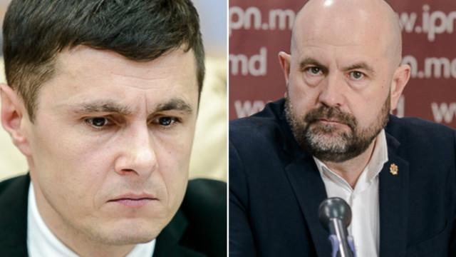 Vladimir Bolea și Fadei Nagacevschi – replici dure după revocarea conducerii CNPF