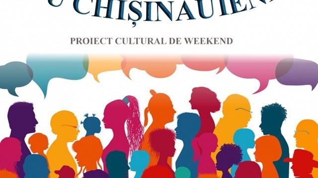 """Manifestări cultural-artistice în zilele de week-end în cadrul Proiectului """"Dialog social cu chișinăuienii"""""""