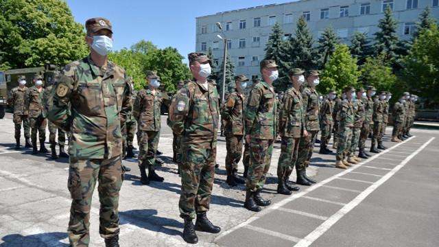 Măsuri mai stricte de prevenire a răspândirii COVID-19 în Armata Națională
