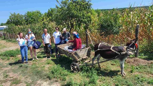 Continuă campania de promovare a vaccinării anti-COVID în zonele rurale. În luna septembrie, echipele mobile vor ajunge în alte 6 raioane