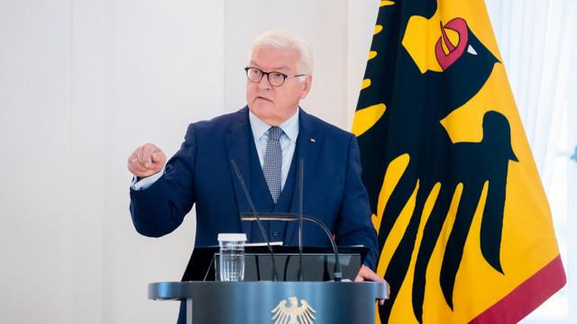 """Președintele german recunoaște și laudă contribuția migranților la dezvoltarea societății germane. """"Trebuie să protejăm toți oamenii"""