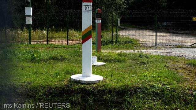 Lituania anunță că va finaliza până în aprilie prima secțiune, de 110 km, a gardului de la frontiera cu Belarus