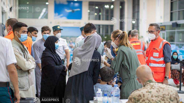 Statele Unite au evacuat 500 de afgani din Uzbekistan