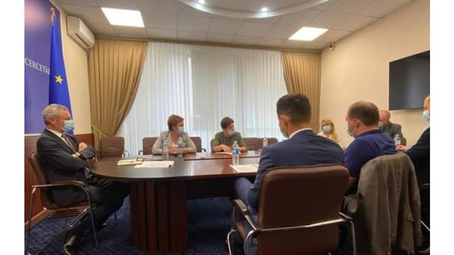 Primăria Chișinău și Ministerul Culturii vor evalua în comun monumentele de arhitectură din centrul capitalei