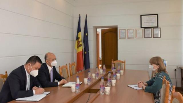 China va oferi suport Republicii Moldova pentru modernizarea spitalelor
