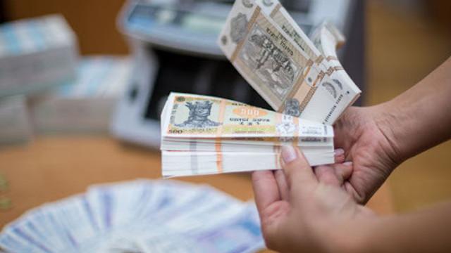 Veniturile bancherilor s-au majorat, în prima jumătate a anului, cu o treime