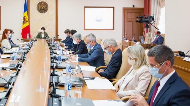LIVE   Ședința Guvernului R. Moldova