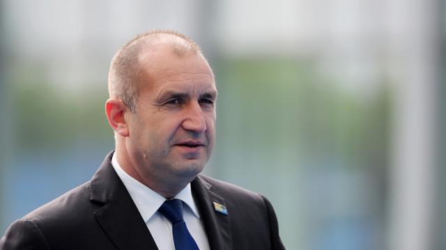 Președintele Bulgariei a convocat alegeri parlamentare anticipate în noiembrie