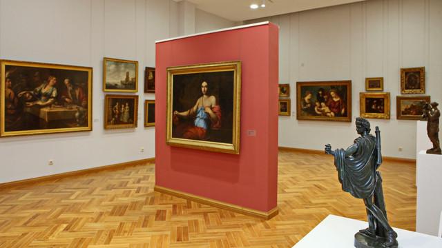 Bienalei Internaționale de Pictură Chișinău – 2021 va fi vernisată astăzi la Muzeul Național de Artă