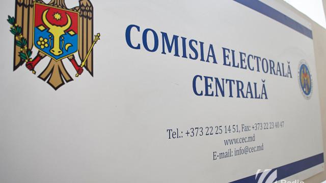 Candidații la alegerile locale noi în cele 15 localități din R. Moldova pot depune actele până pe 22 octombrie curent