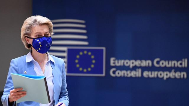 Președinta Comisiei Europene va efectua o vizită la București pentru a aproba Planul Național de Redresare și Reziliență al României