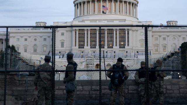 SUA | Măsuri sporite de securitate la Capitoliu, înainte de o manifestație a susținătorilor lui Trump