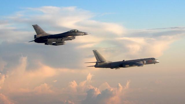 Mai multe aeronave de luptă ale Chinei au încălcat spațiul aerian al Taiwanului