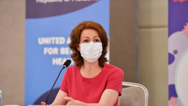 """INTERVIU   Secretarul de stat al Ministerului Sănătății, Svetlana Nicolaescu: """"Echipele de urgență testează bolnavii la prezența virusului COVID-19 chiar la patul acestora"""""""
