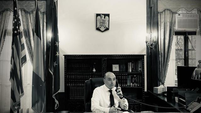 Istoricul Andrei Muraru a fost acreditat oficial de președintele Joe Biden ca ambasador al României în SUA