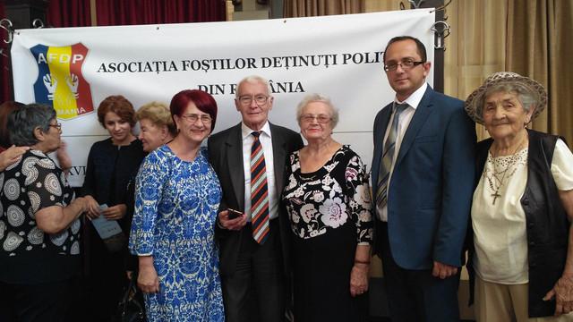 Juristul Alexandru Postică este noul președinte al Asociației Foștilor Deportați și Deținuți Politici din Moldova