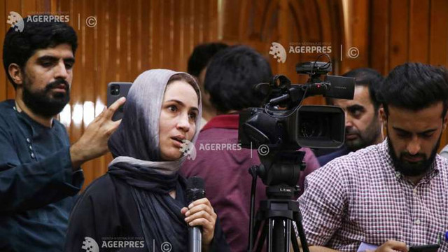Mai mult de 100 de jurnaliști afgani au lansat un apel comunității internaționale