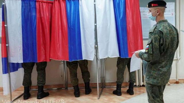A doua zi a alegerilor parlamentare în Rusia, după ce prima zi a fost marcată de numeroase acuzații de fraudare