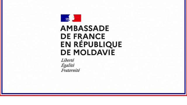 Ambasada Franței la Chișinău a lansat programul de formare a jurnaliștilor din R. Moldova