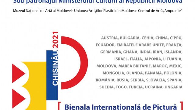 Bienala internațională de pictură - 2021 anunță Ediția a VII-a