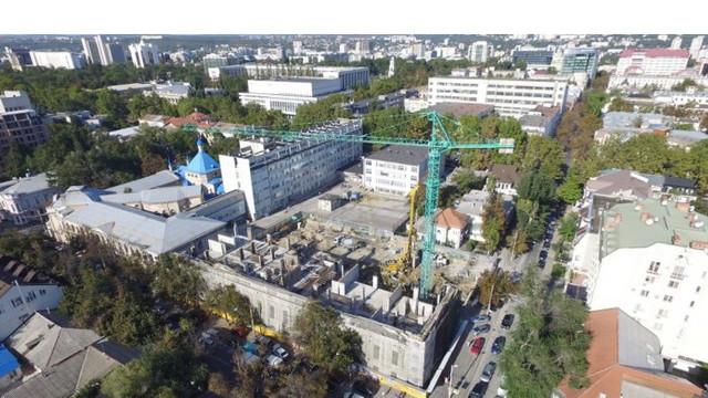 Primăria Chișinău analizează construcția a 25 de blocuri în centrul istoric al orașului
