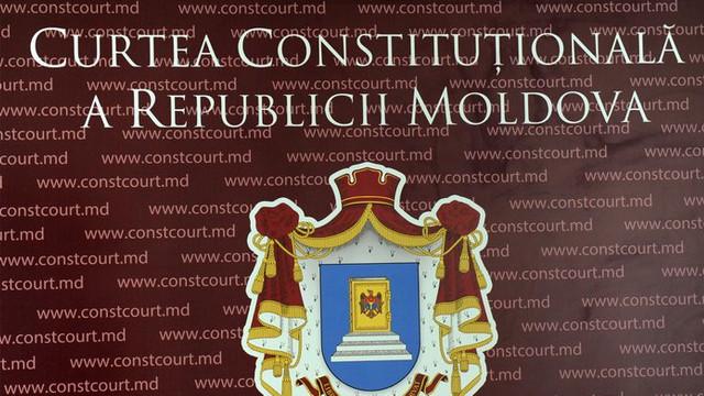Curtea Constituțională a anulat amendamentele la legea cu privire la activitatea ANI, votate anul trecut de alianța PSRM-ȘOR