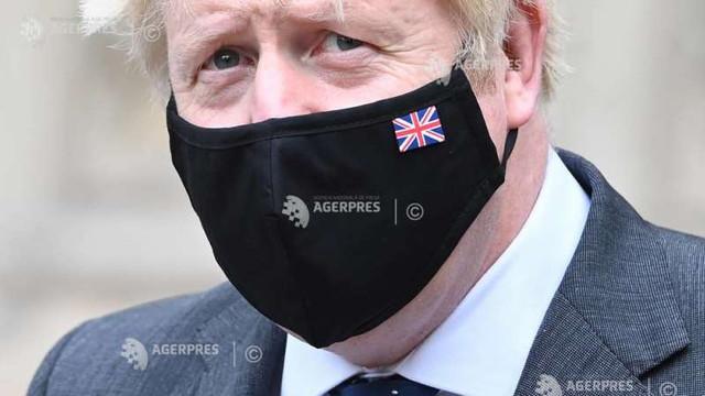 Boris Johnson: Vaccinarea cu a treia doză a britanicilor trebuie aibă prioritate față de donațiile de vaccinuri
